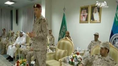 """قوات التحالف تلتقي بمشايخ قبيلة """"خولان"""" ومحافظ صنعاء"""