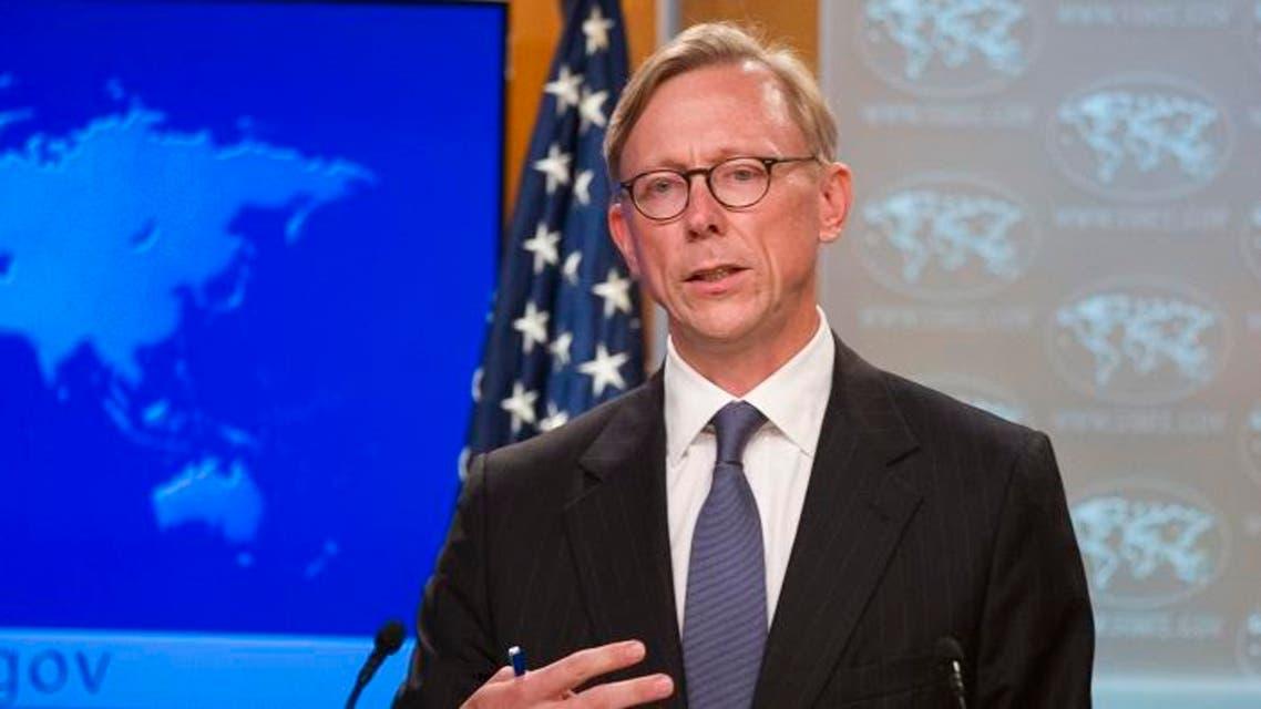 brian hook us envoy iran ap