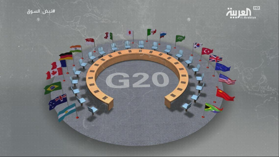 THUMBNAIL_ الحرب التجارية تطغى على قمة قادة مجموعة العشرين