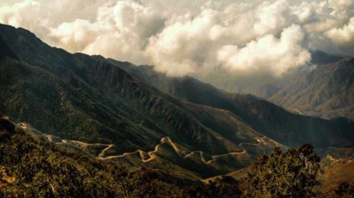 Saudi Assir mountains 2 (Asmaa Abu Qamr)