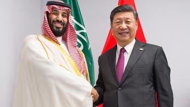 قمة العشرين.. ولي العهد السعودي يجتمع مع رئيس الصين