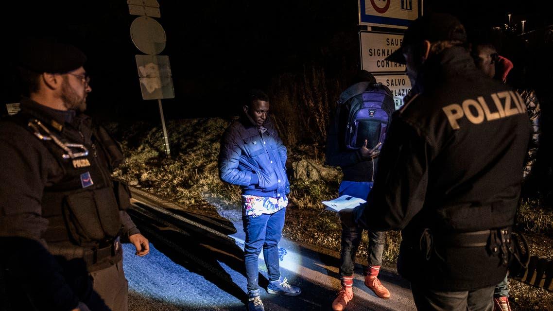 إيطاليا مهاجرون