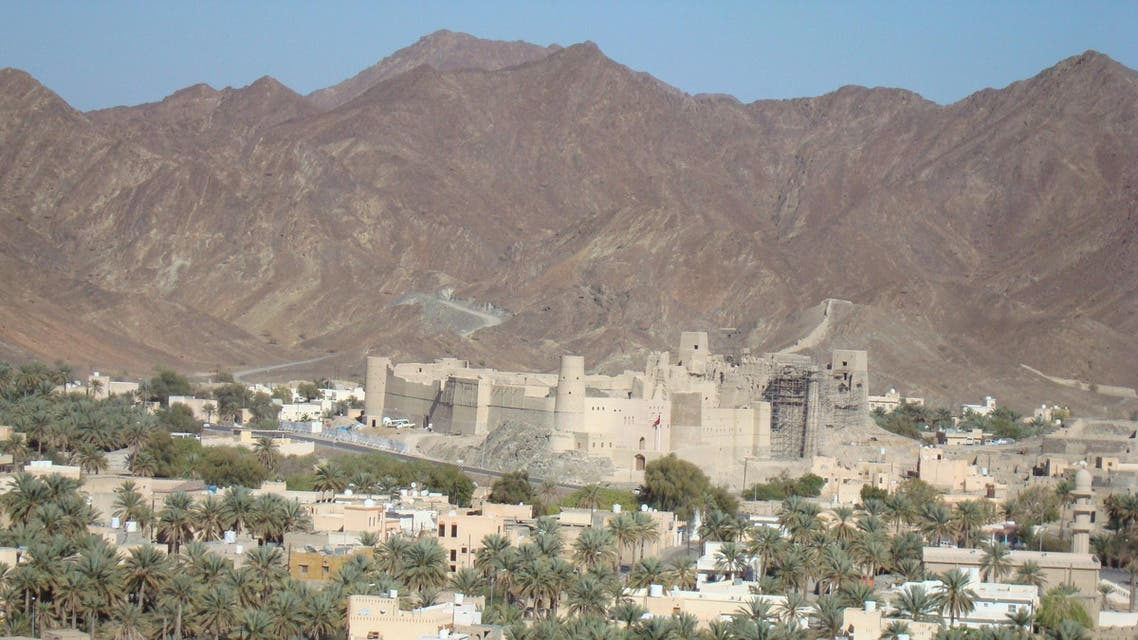 Oman is blessed with about 1,000 forts including watchtowers scattered across the country. (Supplied)