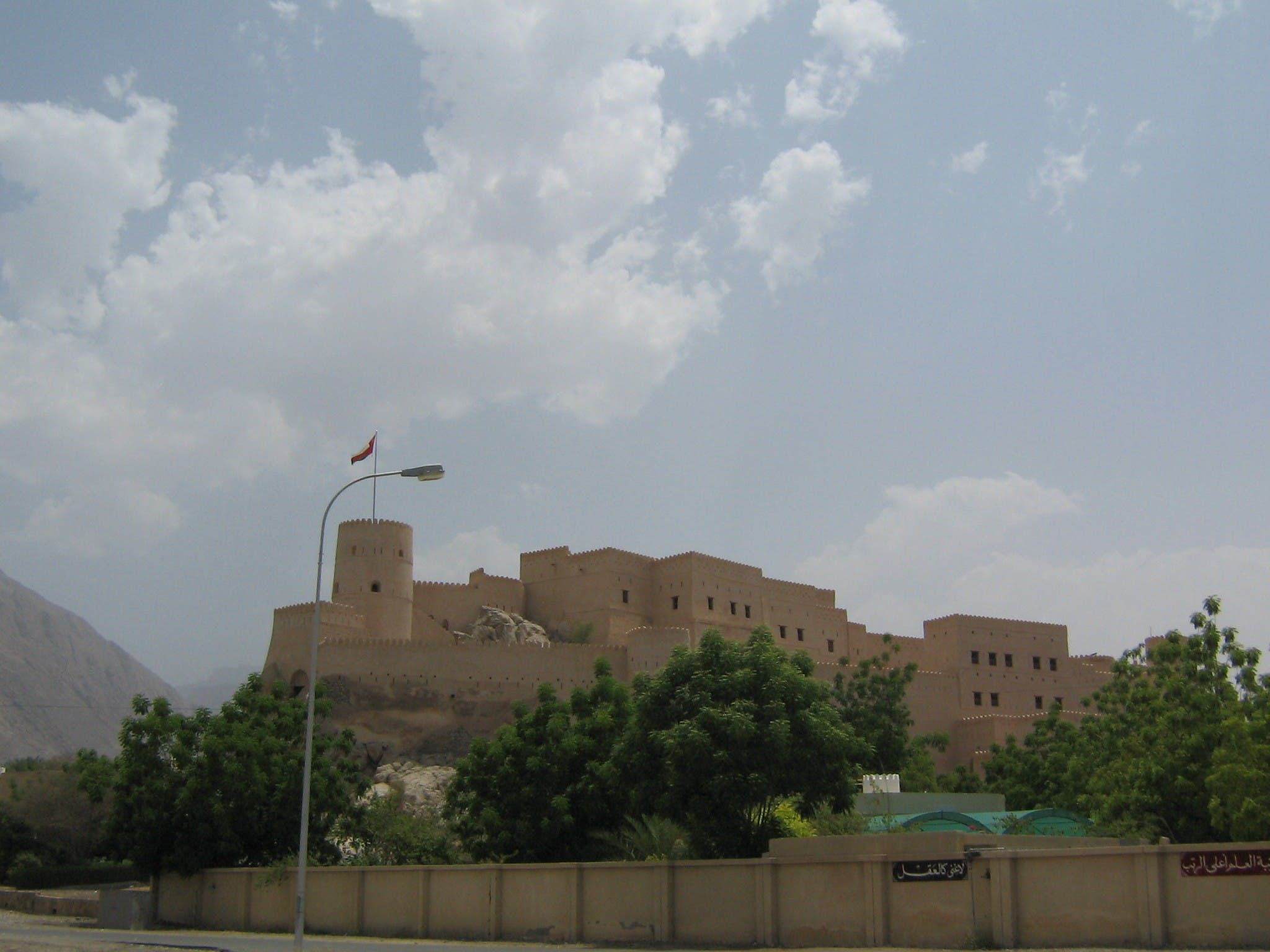 As many as 319,152 people visited forts and castles in the Sultanate in 2017. (Supplied)