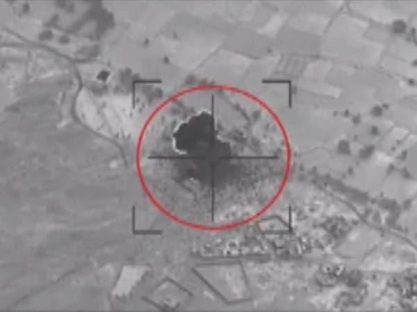 التحالف يحبط إطلاق صاروخ من صعدة باتجاه السعودية