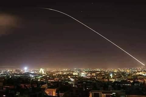 غارات إسرائيلية على سوريا - أرشيفية
