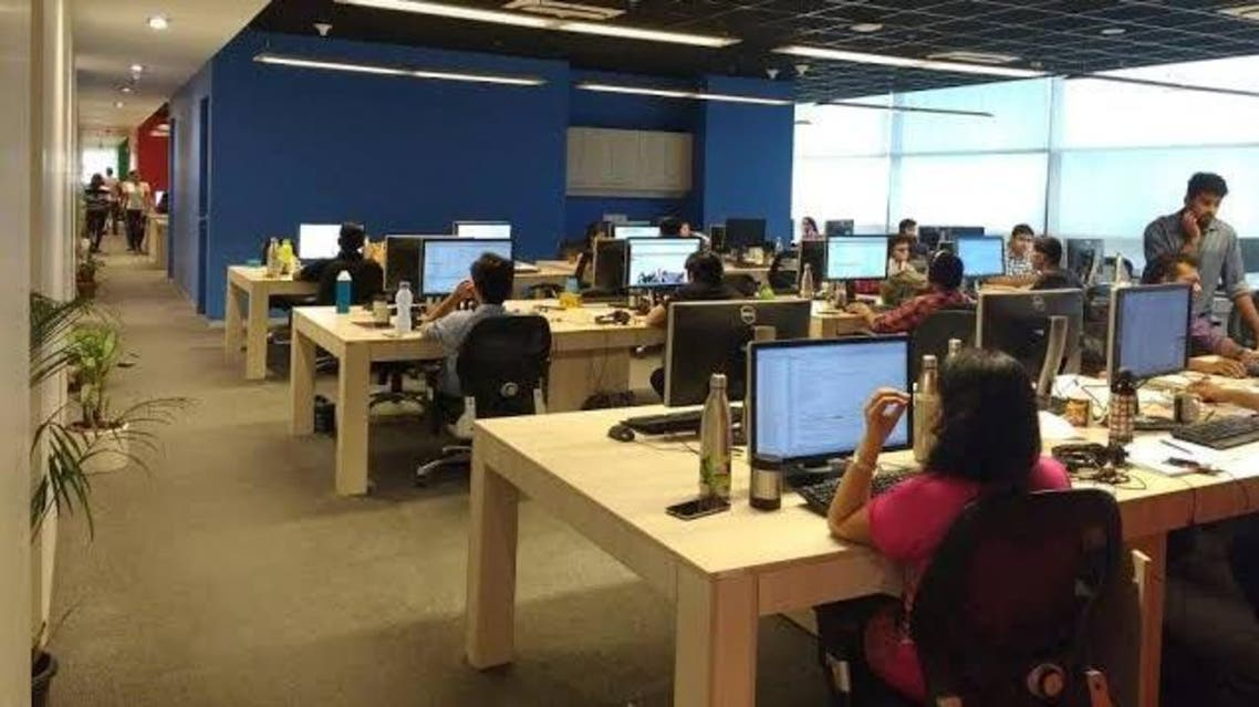 The $155-billion Indian IT industry employs four million workers. (Supplied)