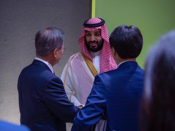 السعودية: محمد بن سلمان يلتقي قادة دول قمة الـ20