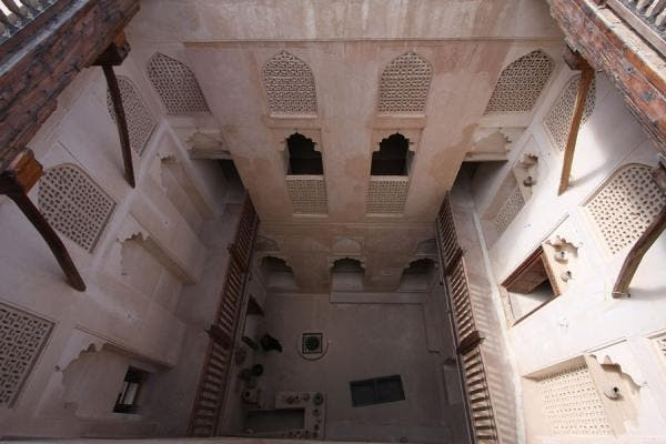 Jabrin castle is a splendid structure. (Supplied)