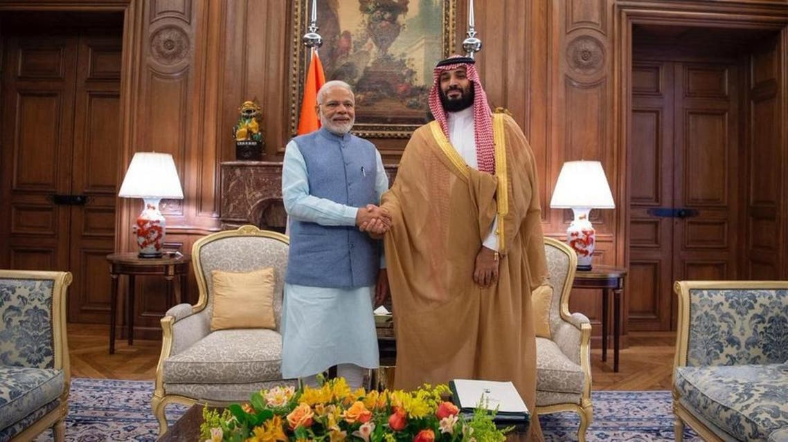 MBS and Modi Argentina (Supplied)