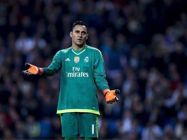 وضع نافاس يزداد سوءًا في ريال مدريد بسبب سولاري