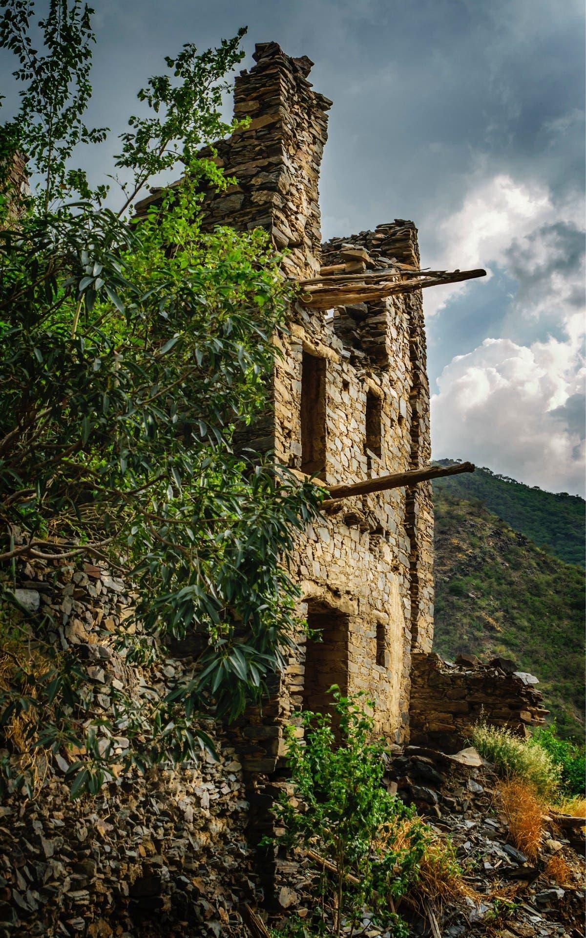 Saudi Assir mountains 3 (Asmaa Abu Qamr)