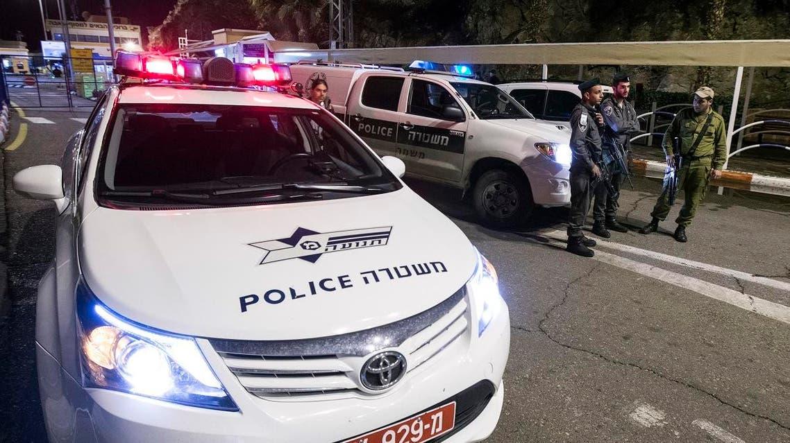 Israeli police (AFP)