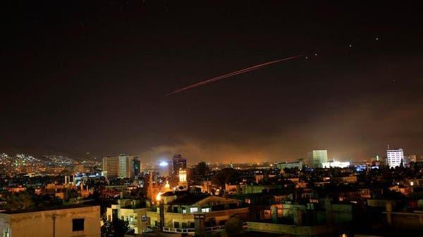 حمله هوایی اسرائیل به پایگاههای شبهنظامیان وابسته به ایران در جنوب سوریه