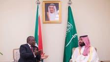 قمة العشرين.. ولي العهد السعودي يلتقي رئيس جنوب إفريقيا