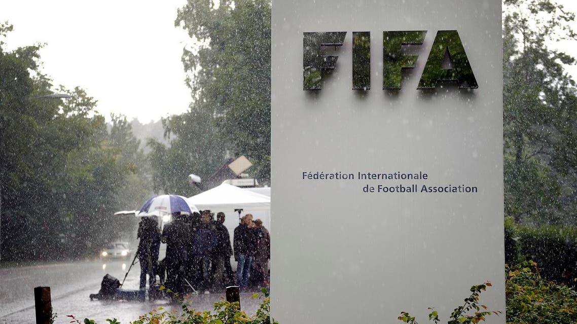 FIFA (AFP)