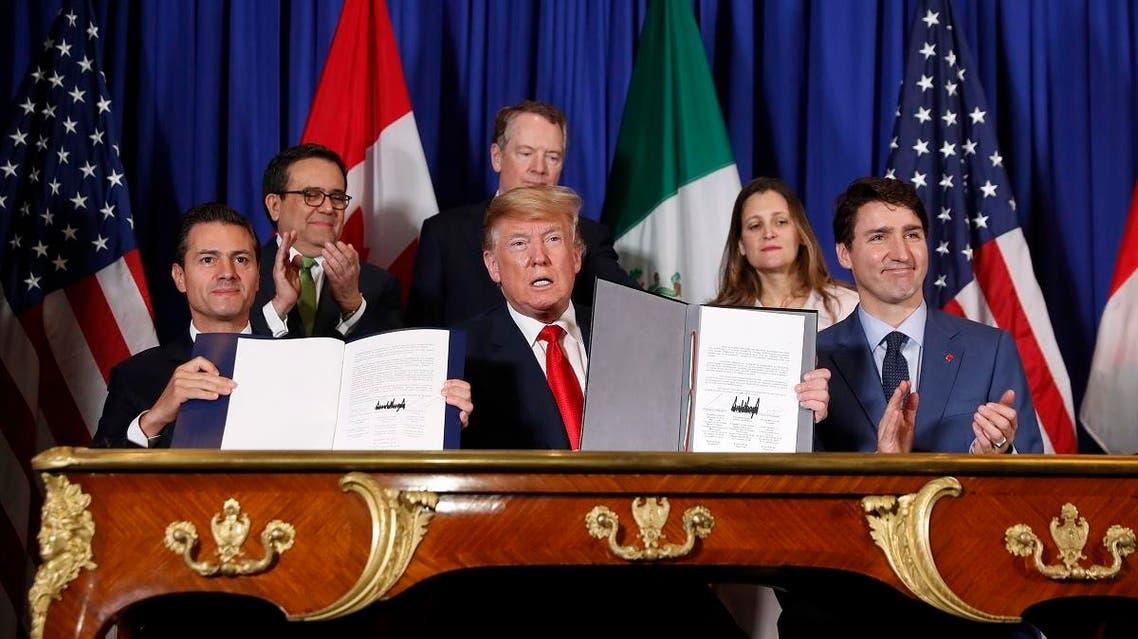 US Mexico Canada (AP)
