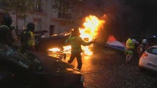 VIDEO: Cars ablaze as Paris 'Yellow Vest' protests continue against tax hikes