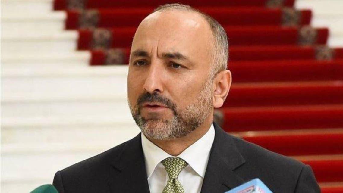 اتمر نامزدی اش را در انتخابات ریاست جمهوری افغانستان اعلام کرد