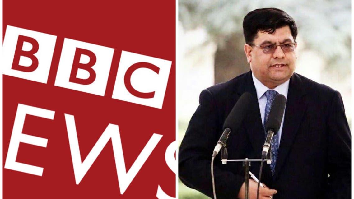 وقتی که بیبیسی معاون سخنگوی رییسجمهوری افغانستان را معاون سخنگوی طالبان عنوان کرد
