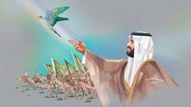 صور مذهلة.. تشكيلي سعودي يرسم لوحاته بالقلم الضوئي