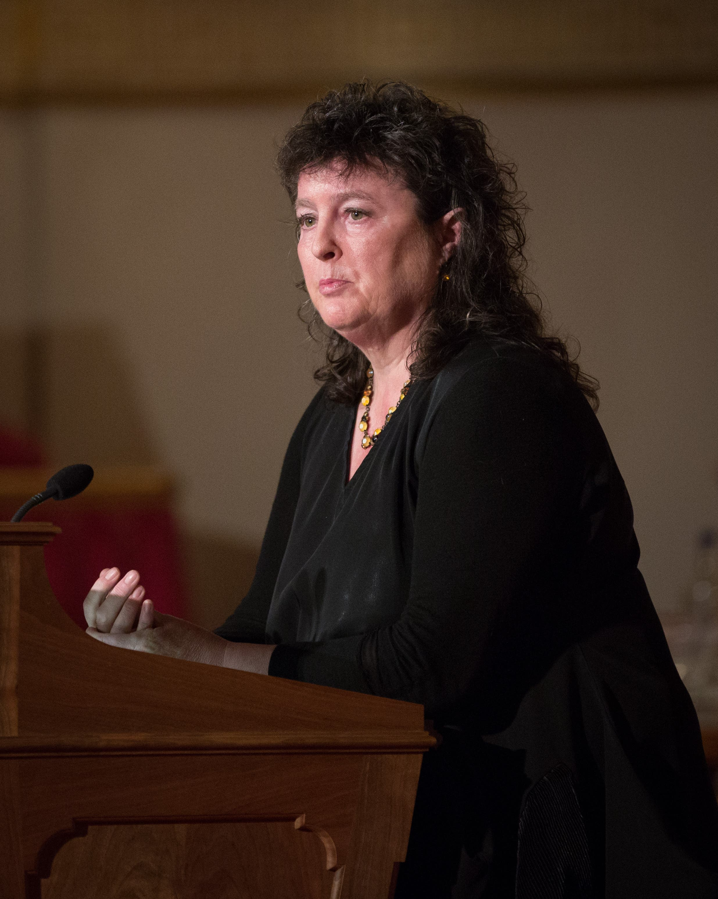The current poet laureate Carol Ann Duffy's term ends in May 2019. (AFP)