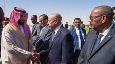 Saudi Crown Prince visits Mauritania