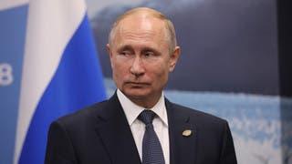 بوتين: تركيا لم تنجح في حل أزمة إدلب السورية