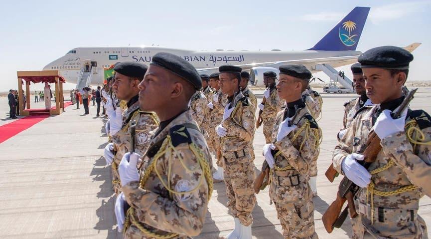 Crown Prince in Mauritania 4 (SPA)