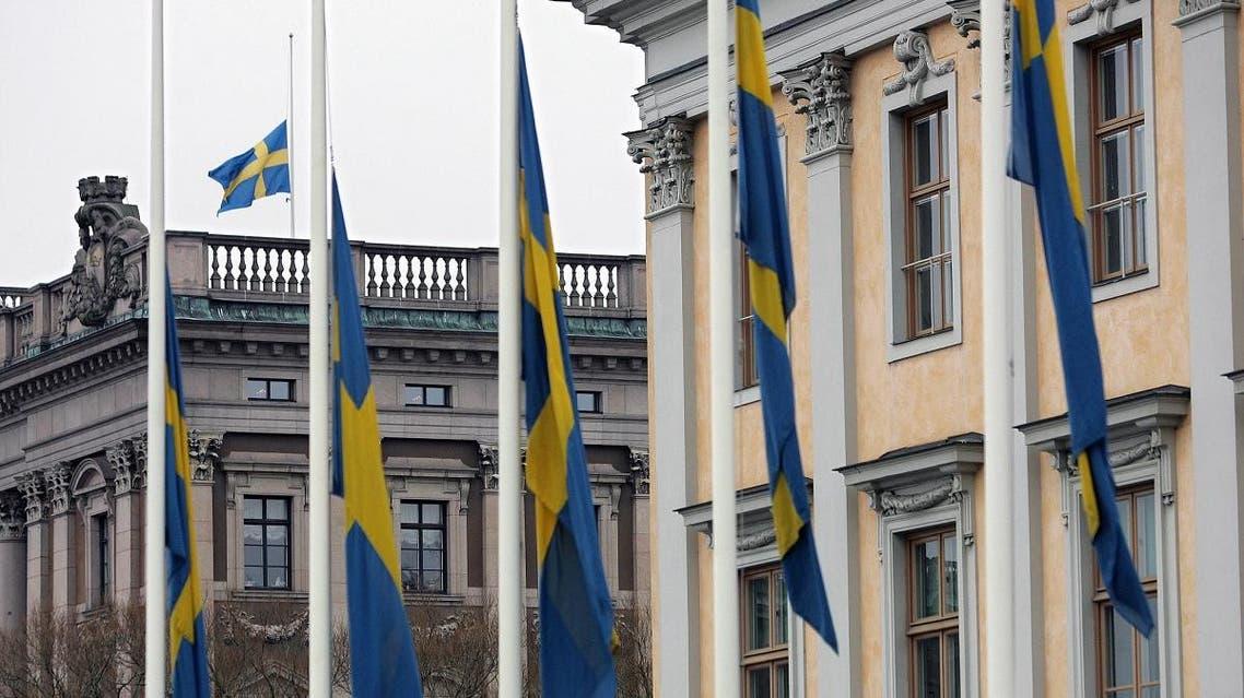 Sweden Foreign Ministry (AFP)