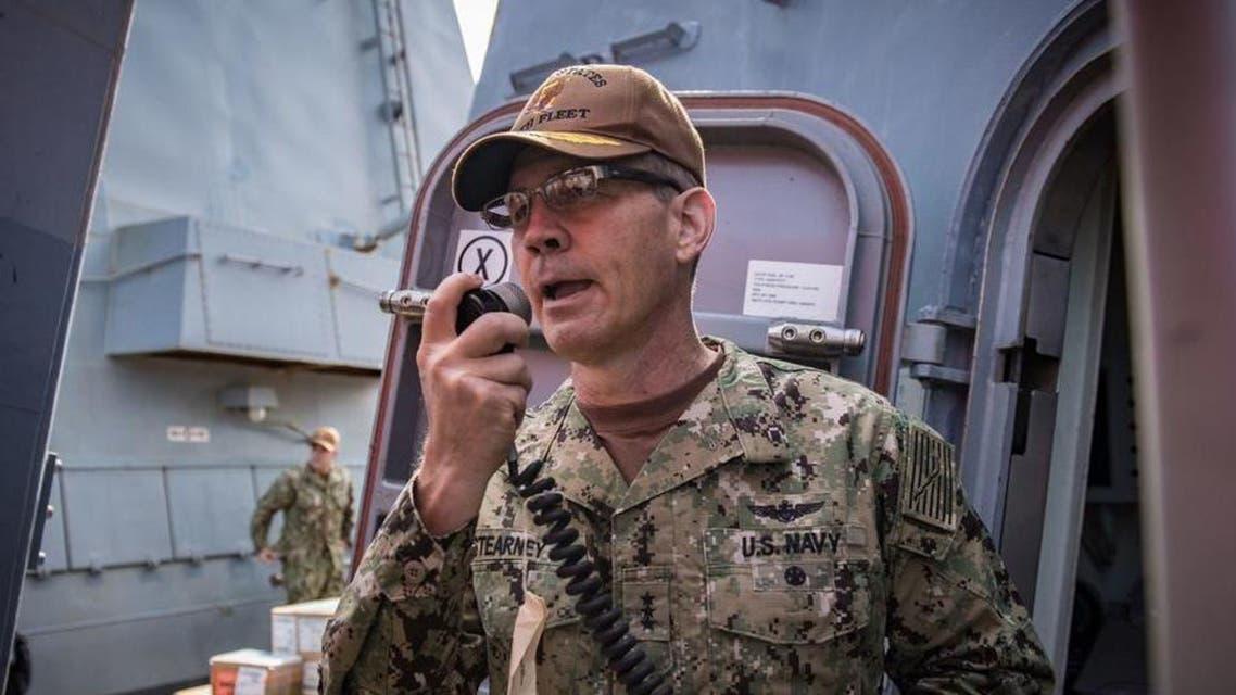 Bahrin, US neval force