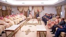 سعودی ولی عہد کی موریتانوی صدر سے بات چیت ، دوطرفہ تعاون کے تین سمجھوتوں پر دستخط
