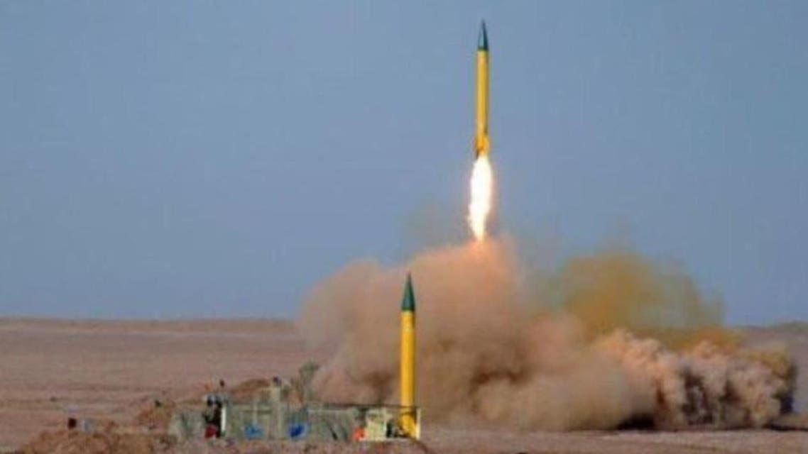 Iran, Balestic missile