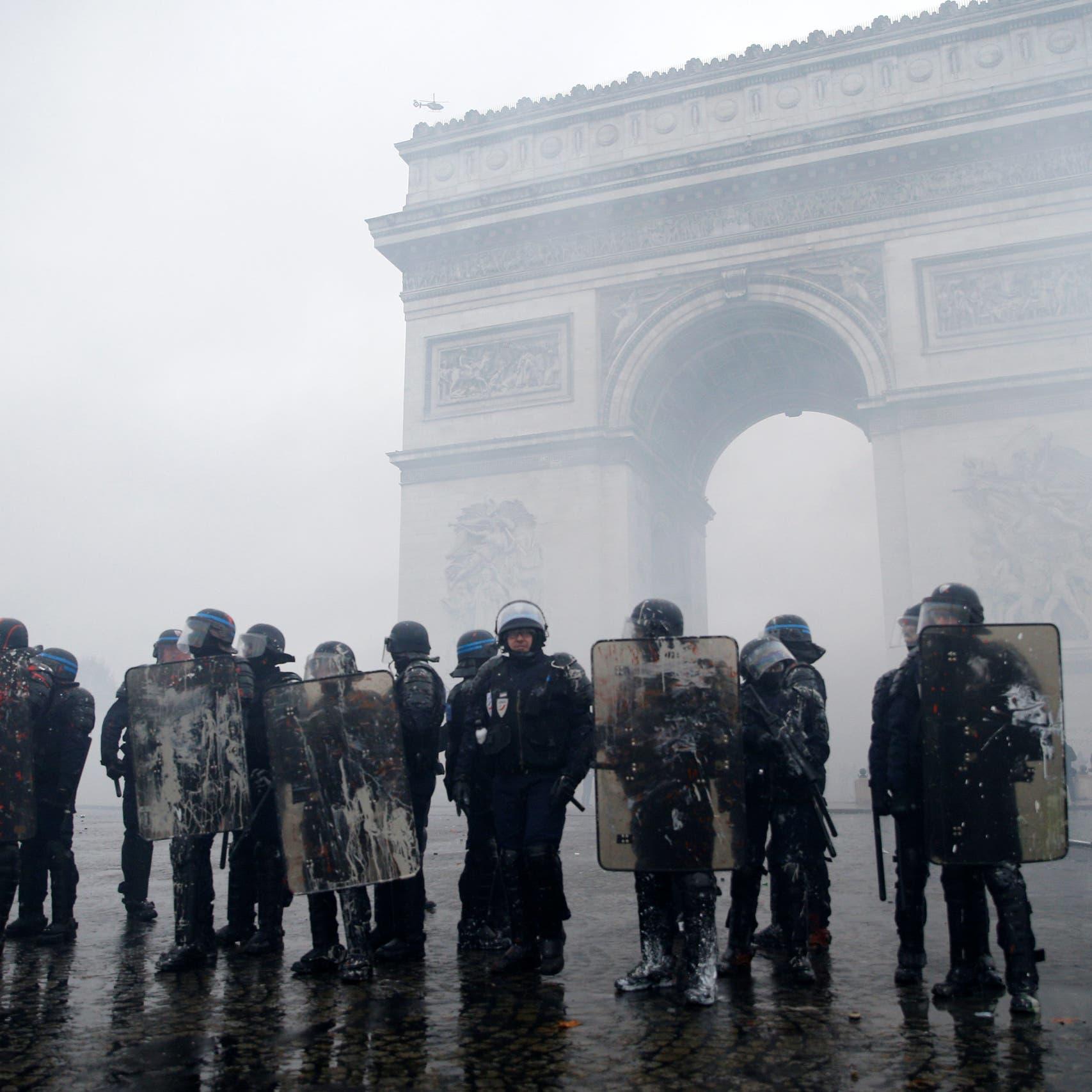 """فرنسا.. انحسار احتجاجات """"السترات الصفراء"""""""