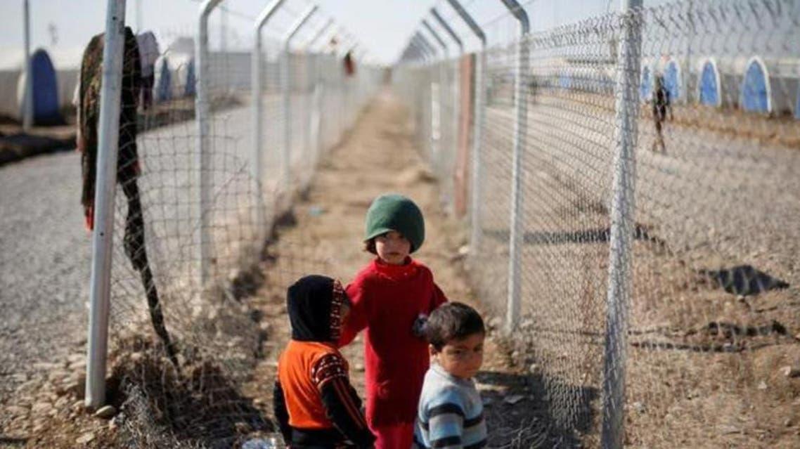 ISIS induldge in Human trafficking