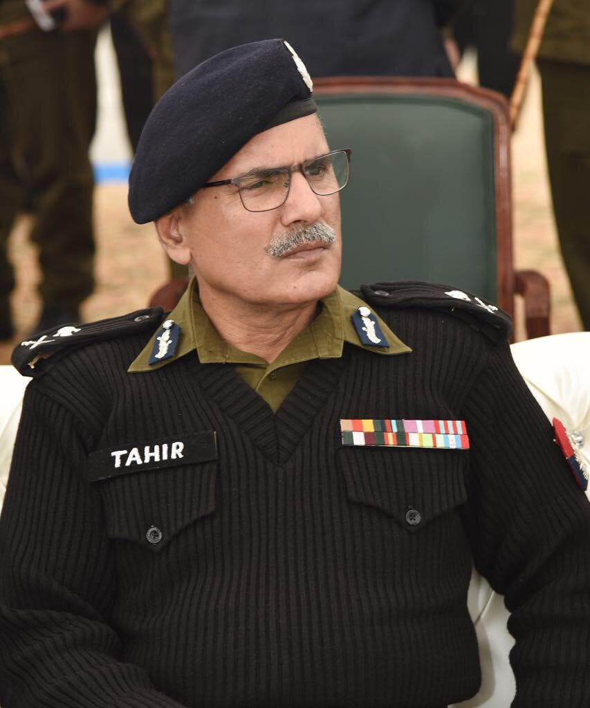 Mohammad Tahir is former Inspector General of Punjab police, now commandant of National Police Academy Islamabad. (Supplied)