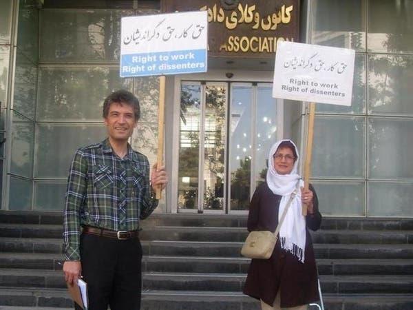 إيران.. محامية سجينة تحذر من موت معتقل مضرب عن الطعام