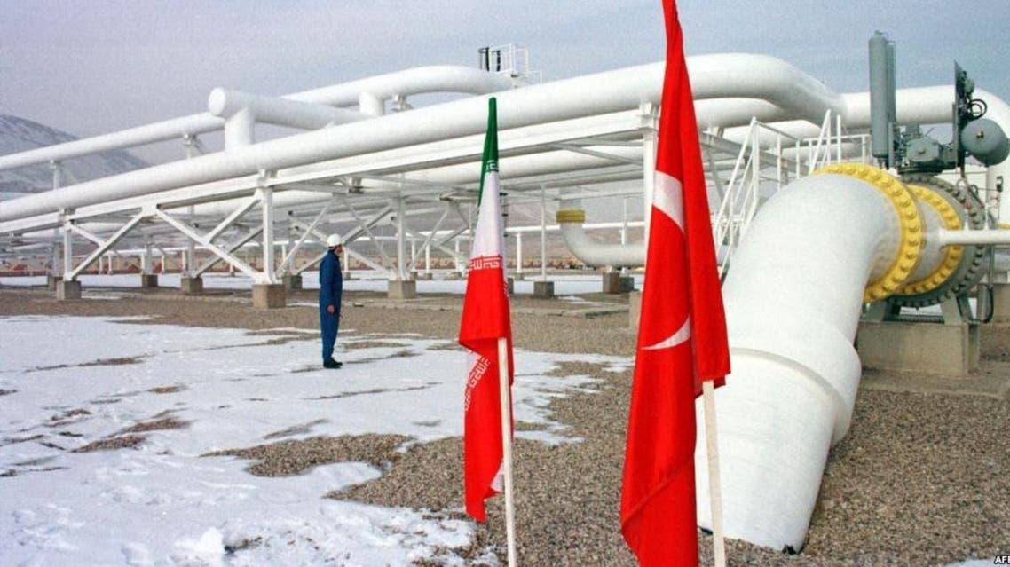 نفط-إيران-تركيا