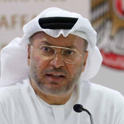 قرقاش: شقّ الصف السعودي الإماراتي مستحيل