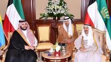 الملك سلمان يبعث رسالة شفوية لأمير دولة الكويت