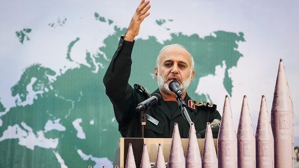 اللواء غلام علي رشيد، قائد مقر خاتم الأنبياء المركزي