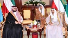 Saudi King Salman sends a message to Kuwait's Emir