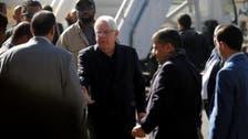 اقوام متحدہ کے ایلچی اور حوثی وفد کی امن مذاکرات میں شرکت کے لیے سویڈن آمد