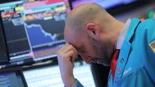Renewed jitters over trade send US stocks, bond yields lower