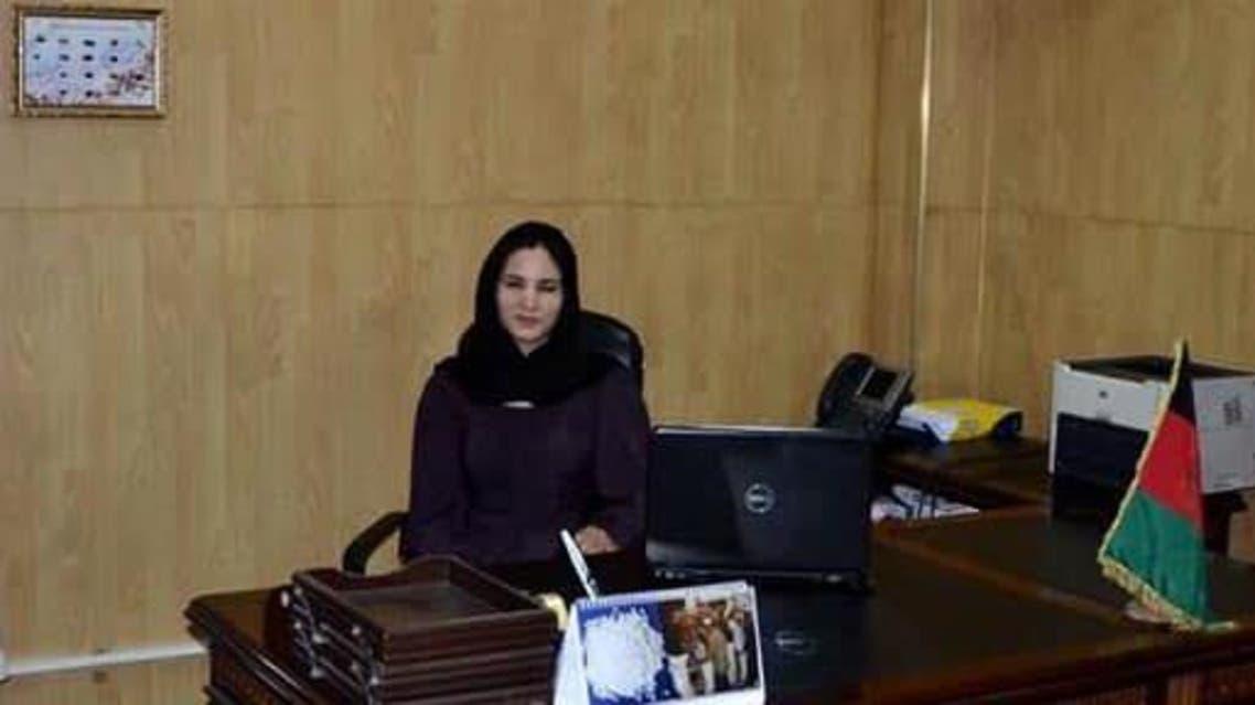 برای اولین بار؛ یک زن در وزارت داخله افغانستان معین تعیین شد