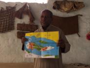 مصري يحول منزله لمتحف يحكي تاريخ وتراث النوبة