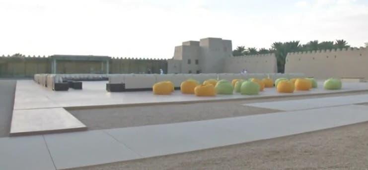 Abu Dhabi Fort Qasr Al Hosn 3 (Reuters)