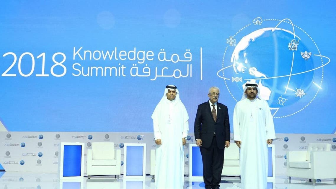 """Plans for an """"Arab Digital Union"""" were announced on day two of the Knowledge Summit 2018 on December 6, 2018. (Supplied)"""