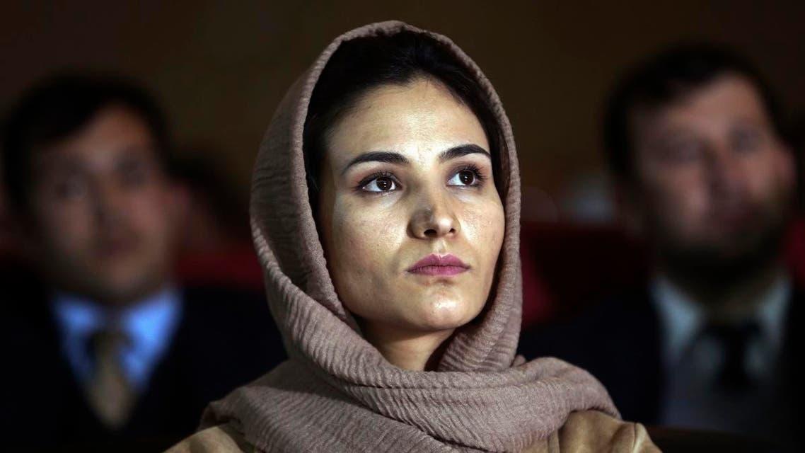 Hosna Jalil Afghanistan. (AP)