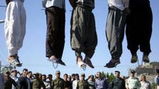 Iran 'obsessively' carrying out executions, say rights activists